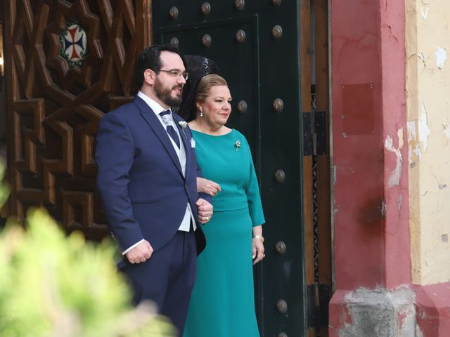 La boda de Ana y Fernando en Sevilla, Sevilla 14