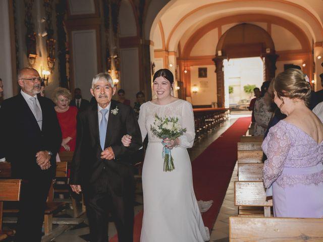 La boda de Ana y Fernando en Sevilla, Sevilla 16
