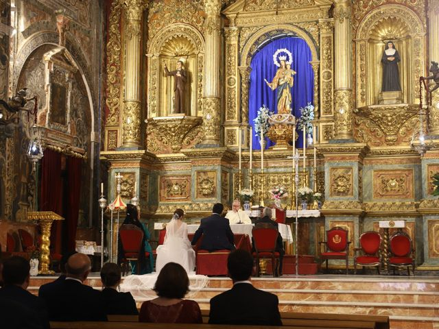 La boda de Ana y Fernando en Sevilla, Sevilla 20