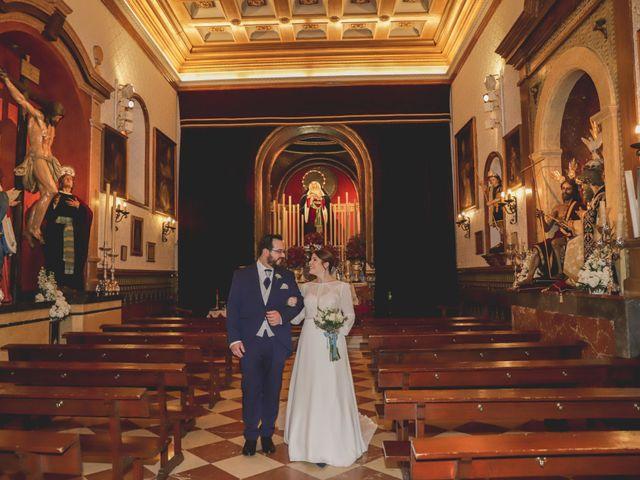 La boda de Ana y Fernando en Sevilla, Sevilla 23