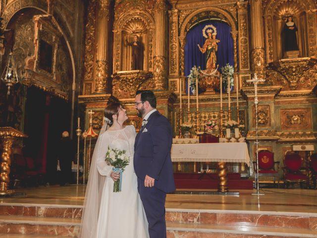 La boda de Ana y Fernando en Sevilla, Sevilla 24