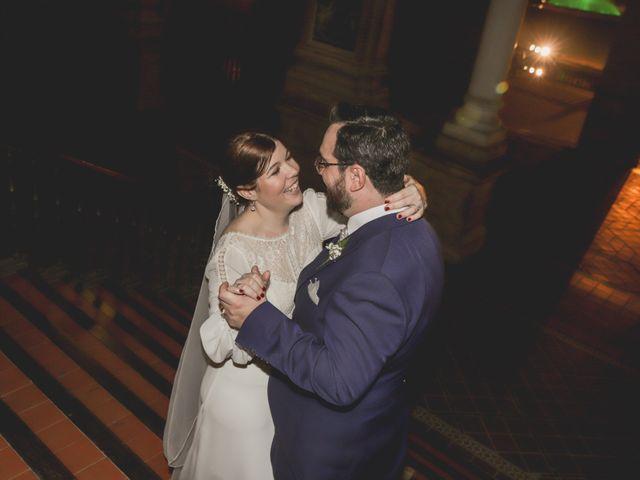 La boda de Ana y Fernando en Sevilla, Sevilla 28
