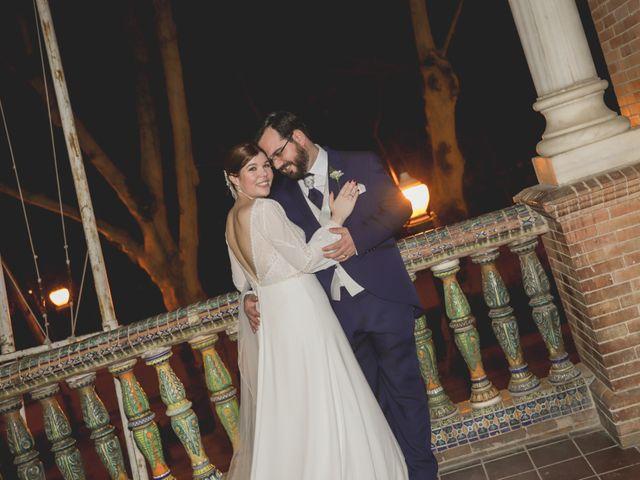 La boda de Ana y Fernando en Sevilla, Sevilla 29