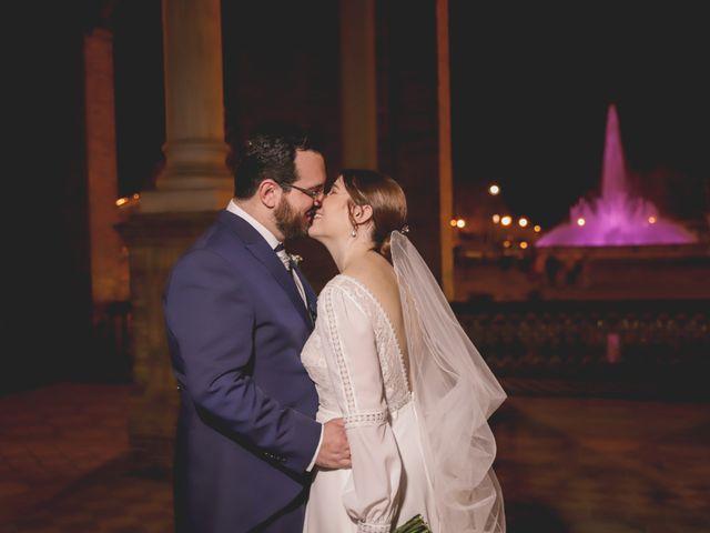 La boda de Ana y Fernando en Sevilla, Sevilla 30