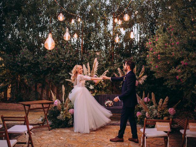 La boda de David y Tina en Valencia, Valencia 7
