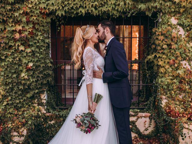 La boda de David y Tina en Valencia, Valencia 10