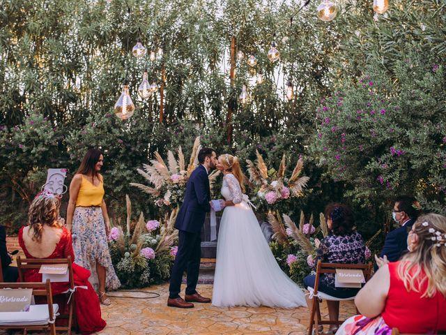 La boda de David y Tina en Valencia, Valencia 12