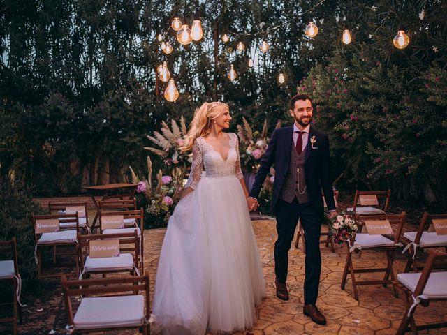 La boda de David y Tina en Valencia, Valencia 16