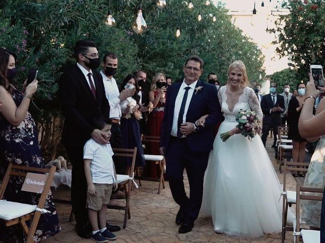 La boda de David y Tina en Valencia, Valencia 34