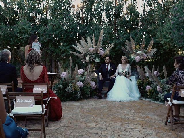 La boda de David y Tina en Valencia, Valencia 35