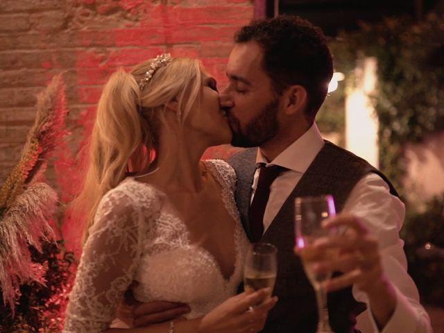 La boda de David y Tina en Valencia, Valencia 43