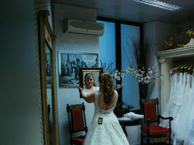 La boda de Jose Carlos y Laura en Arroyo De La Encomienda, Valladolid 3