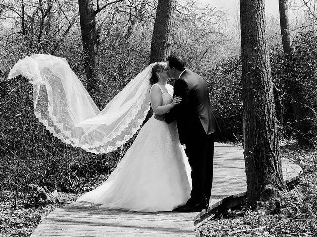 La boda de Jose Carlos y Laura en Arroyo De La Encomienda, Valladolid 13