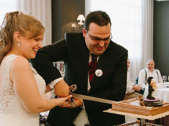 La boda de Jose Carlos y Laura en Arroyo De La Encomienda, Valladolid 18