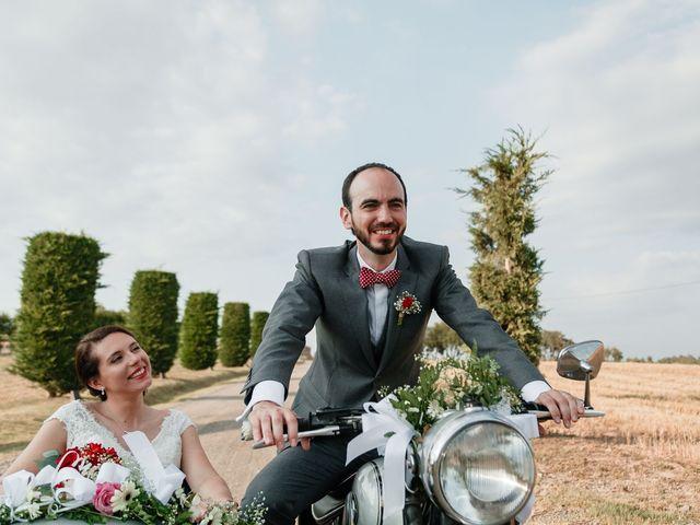 La boda de Ariadna y Andreu