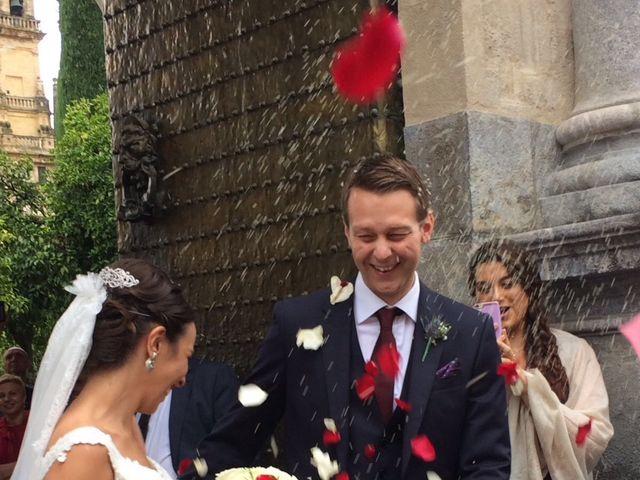 La boda de Jori y Sol en Córdoba, Córdoba 5