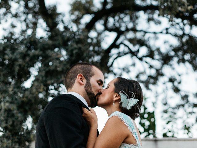 La boda de Carolina y Luis Pablo