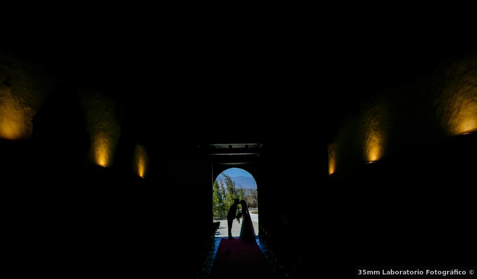 La boda de Javier y Cristina en Juan Grande, Las Palmas