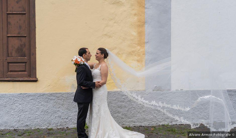 La boda de Juan y Noemí en San Cristóbal de La Laguna, Santa Cruz de Tenerife