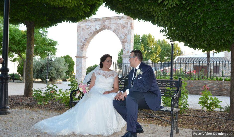 La boda de Nayare y Arturo en Membrilla, Ciudad Real