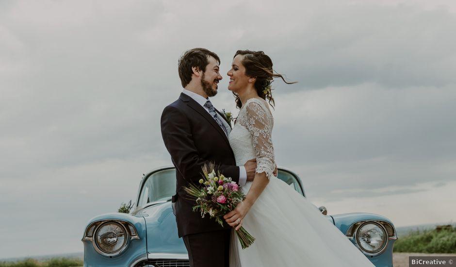 La boda de Chema y Carolina en Alcazar De San Juan, Ciudad Real