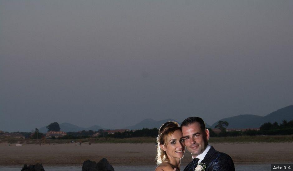 La boda de David y Luisa en Isla, Cantabria