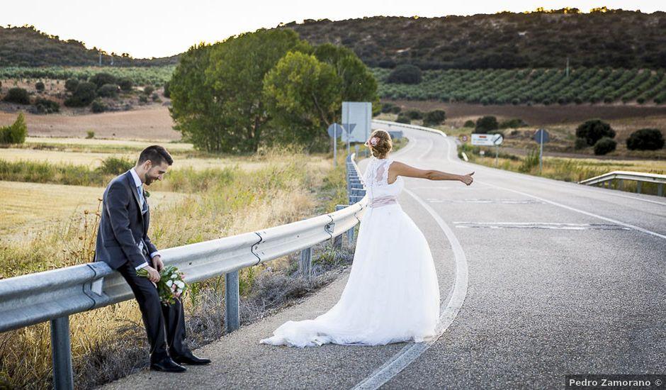 La boda de Jose Luis y Eva en Saelices, Cuenca