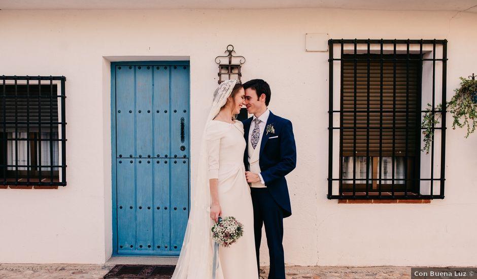 La boda de Alfonso y Irene en Pueblo Los Cerralbos, Toledo