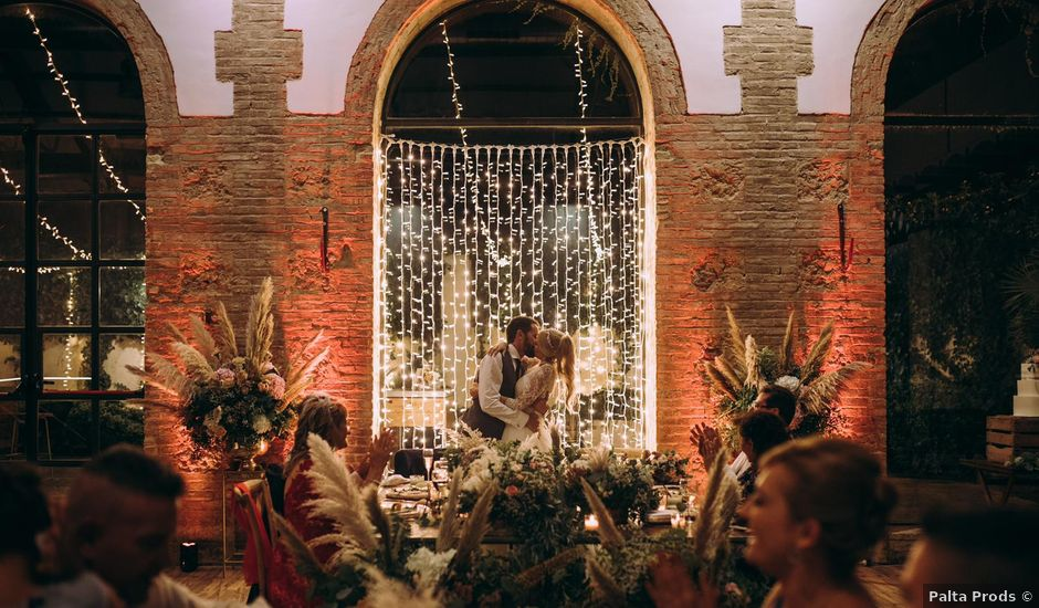 La boda de David y Tina en Valencia, Valencia