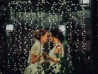 La boda de Mar y Mari