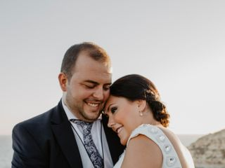 La boda de Yasmina y Jesús 1
