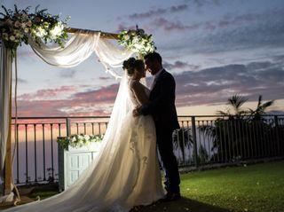 La boda de Abigail y Josue