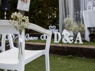 La boda de Araceli y David 1