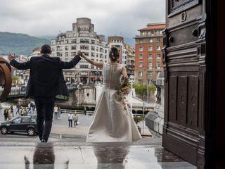 La boda de Maribel y Zigor