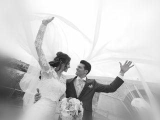 La boda de Linda y Giordano 1