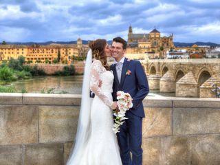 La boda de Linda y Giordano