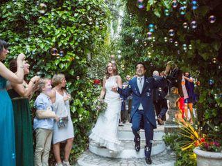 La boda de Raquel y Francesco