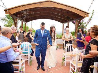 La boda de Verónica  y Alfonso