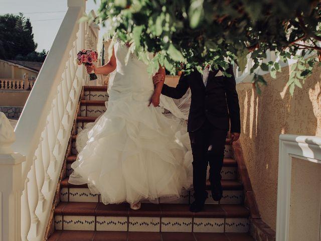 La boda de Mari y Mar en Benidorm, Alicante 46