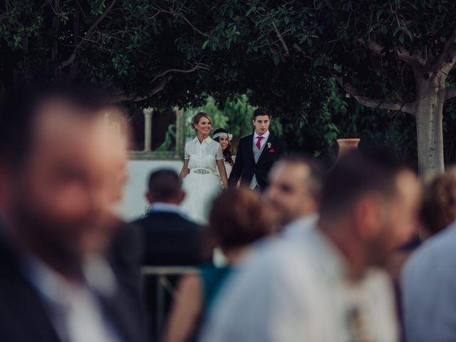 La boda de Mari y Mar en Benidorm, Alicante 51