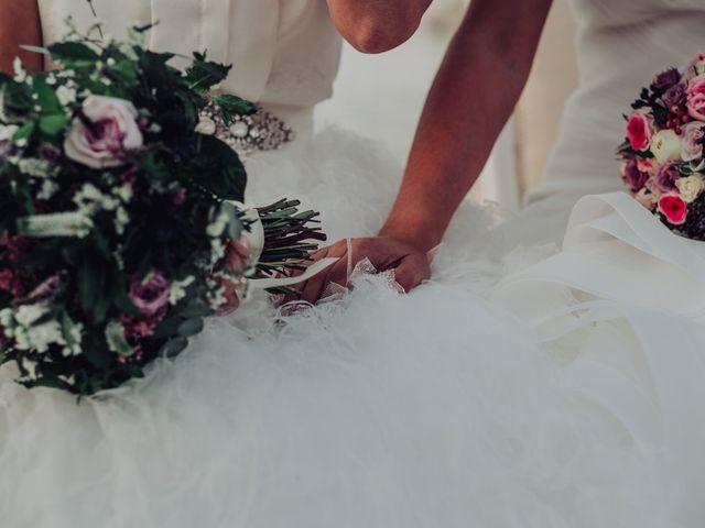 La boda de Mari y Mar en Benidorm, Alicante 64