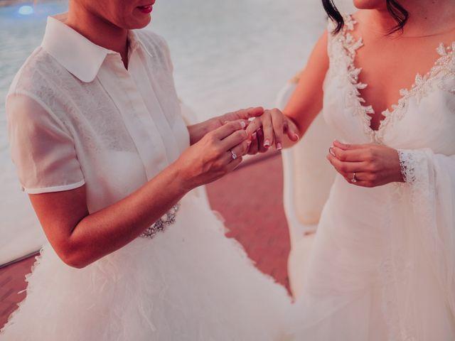 La boda de Mari y Mar en Benidorm, Alicante 71