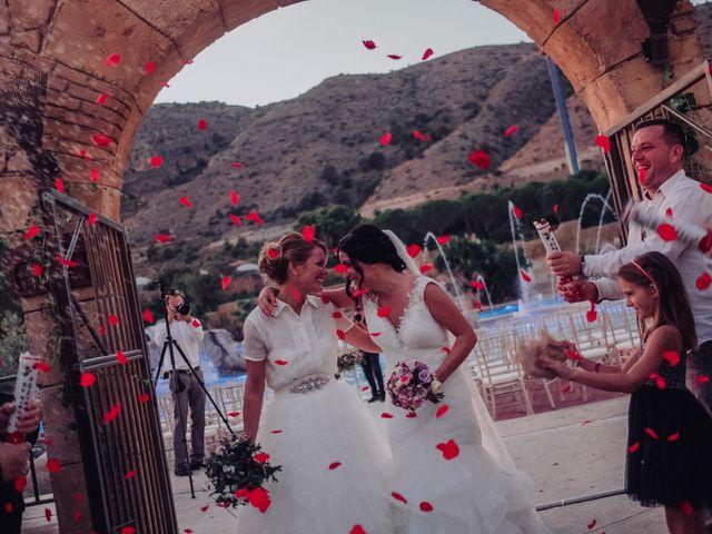La boda de Mari y Mar en Benidorm, Alicante 74