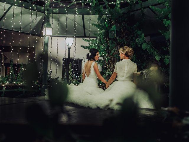 La boda de Mari y Mar en Benidorm, Alicante 80
