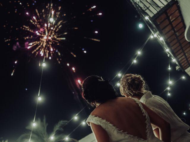 La boda de Mari y Mar en Benidorm, Alicante 82