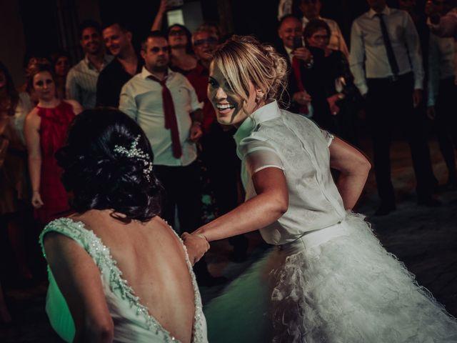 La boda de Mari y Mar en Benidorm, Alicante 83