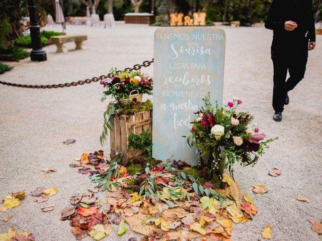 La boda de Miguel Ángel y Maria en Valencia, Valencia 40