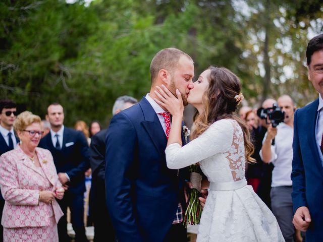 La boda de Miguel Ángel y Maria en Valencia, Valencia 62