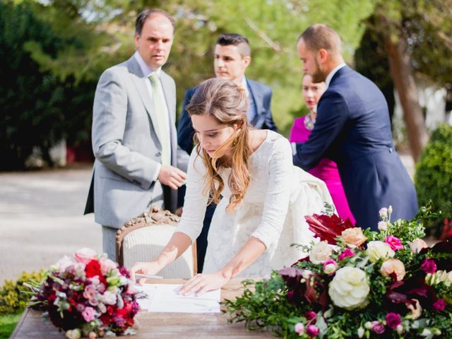 La boda de Miguel Ángel y Maria en Valencia, Valencia 104