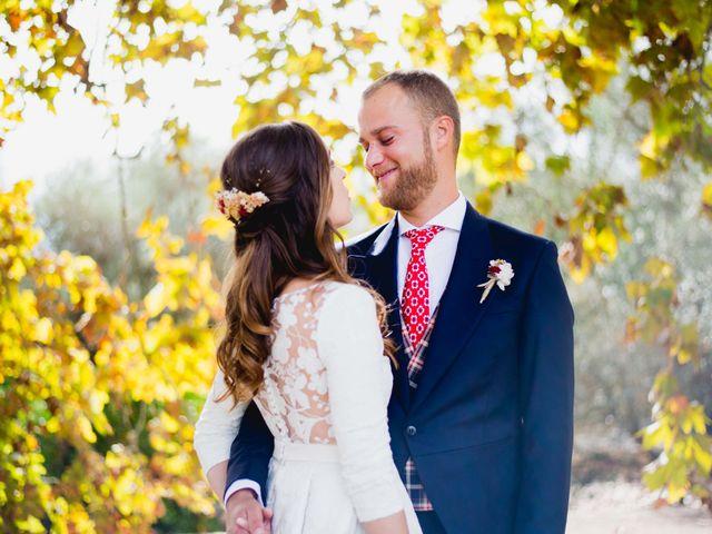 La boda de Miguel Ángel y Maria en Valencia, Valencia 120